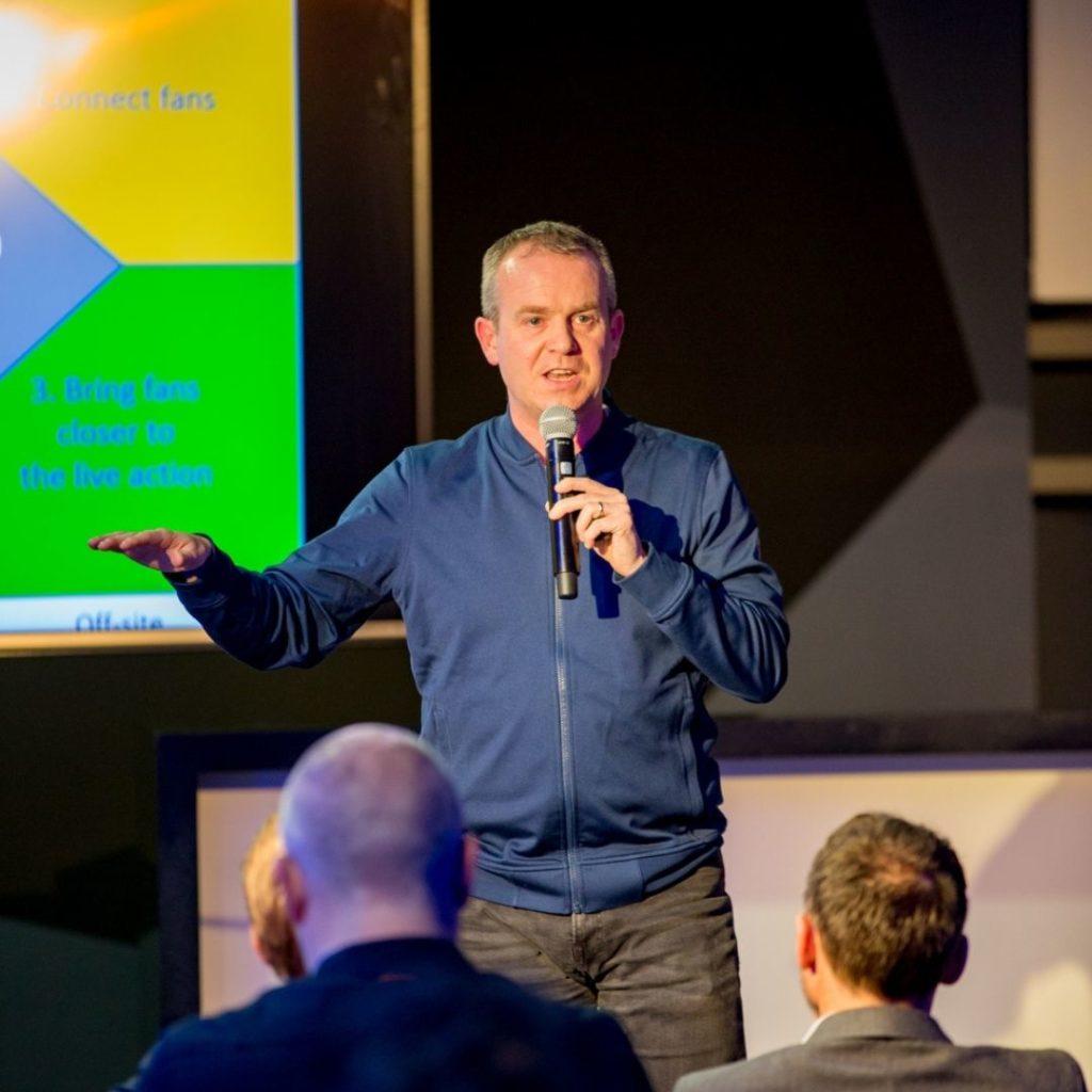 geoff wilson the future of marketing ambassador