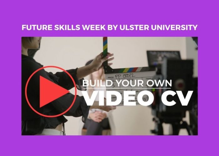 FUTURE SKILLS WEEK BY ULSTER UNIVERSITY WITH BLUESKY VIDEO MARKETING